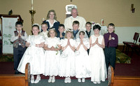 Gorthaganny Communion 2000