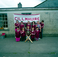 Kilmurray School Rounders 1993