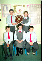 Gorthaganny School Quiz Winners 2000