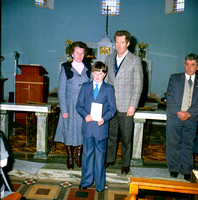 Lisacul Confirmation 1978