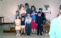 Kilmurray Communion 1987
