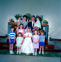Kilmurray Communion 1989