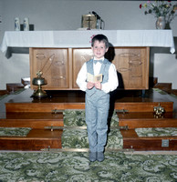 Kilmurray Communion 1988