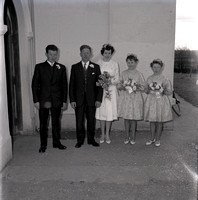 Kilmovee Wedding 1964 (1)