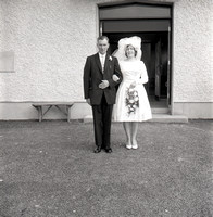 Kilmurray Wedding 1962 (1)