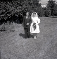 Strokestown Wedding 1963 (1)