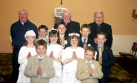 Gorthaganny Communion 2005