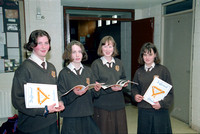 Strokestown School (Awards) 1995