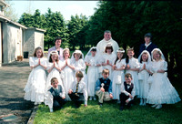 Kilmurray Communion 1998