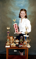Unknown Girl (Trophies) 1984