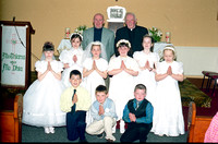 Gorthaganny Communion 2002