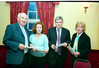 Castlerea Community Meeting (Tully's) 2003