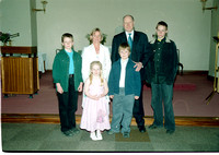 Kilmurray Communion 2004