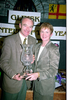 Glinsk Volunteer of the Year (Marty Ward) 2001