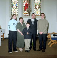 Cloverhill Communion 2001
