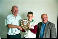 Castlerea Teen Queen and Boys Football Presentation 1998