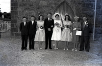 Kilmovee Wedding 1961 (1)