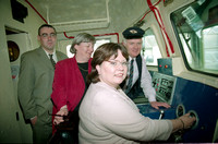 Castlerea Mary Harney Visit (Hell's Kitchen) 2002