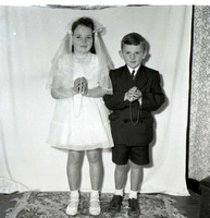 Kilmurray Communion 1956
