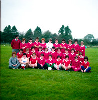 Knockcroghery Ladies Football 1985