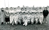Strokestown St. Mary's Ladies Minor Football (Ballyleague Final) 1987