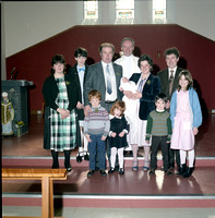 Cloonbonniffe Christening 1985