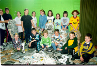 Castlerea Children Painting 1998