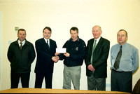 Lahinch Golf (Cheque) 2003