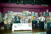 Strokestown Garda School Poster Competition (Percy French) 2000