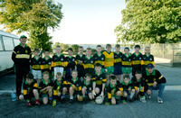 Boyle vs Ballinlough Michael Glavey's (Boys Football) 1999