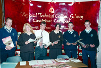 Strokestown School (College Open Day) 1997