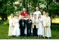 Kilmurray Communion 2005