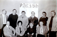 Castlerea Parish with Bank of Ireland 1988