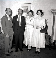 Strokestown Wedding 1957