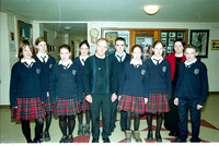 Strokestown School 2002
