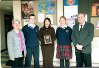 Strokestown School (Awards) 2002