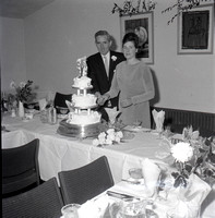 Kilmurray Wedding 1963 (2)