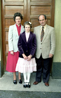 Lisacul Confirmation 1981
