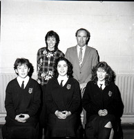 Strokestown School 1991